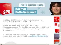 Roth-Behrendt, Dagmar