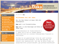 Darlehenskasse der Studentenwerke im Land Nordrhein-Westfalen e. V. (DAKA)