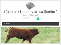 Fleischrinder vom Dalkenhof, Hubertus und Thomas Johlen GbR