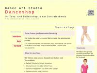 """""""Danceshop"""" Ballett-Shop Schweiz"""