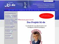 Ki-do Gewaltprävention für Kinder und Jugendliche