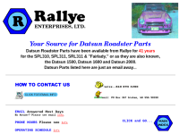 Rallye Enterprises, Ltd.