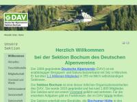 Deutscher Alpenverein Sektion Bochum e.V.