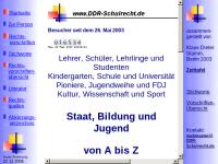 DDR-Schulrecht