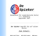 De Spieker, Heimatbund für niederdeutsche Kultur e. V. Oldenburg