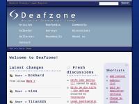 Deafzone, Webclan für Gehörlose