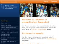 Evangelische Kirchengemeinde Deggendorf