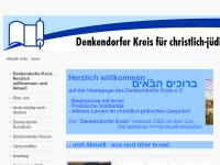 Denkendorfer-Kreis für christlich-jüdische Begegnung