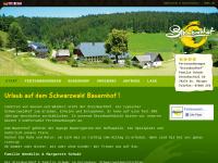Ferien auf dem Bauernhof im Schwarzwald