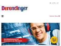 Derendinger AG - Ersatzteile und Zubehör