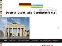 Deutsch-Usbekische Gesellschaft e.V.