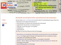 Deutsche Kultur International