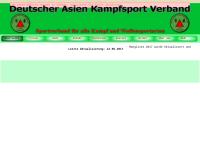 Deutscher Asien Kampfsport Verband