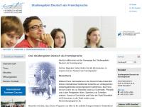 Deutsch als Fremdsprache an der HHU Düsseldorf