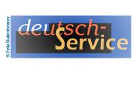 Felix Bubenheimers Deutsch-Service