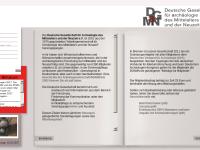 Deutsche Gesellschaft für Archäologie des Mittelalters und der Neuzeit e.V.