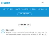 Deutsche Gesellschaft für Luft- und Raumfahrtmedizin (DGLRM)