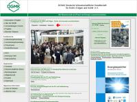 Deutsche Wissenschaftliche Gesellschaft für Erdöl, Erdgas und Kohle e.V. (DGMK)