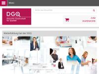 DGQ - Deutsche Gesellschaft für Qualität e.V.