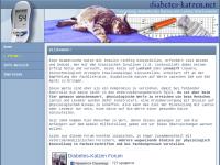Diabetes Katzen: Einstellung mit Lantus und Levemir