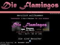 Die Flamingos