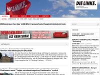 Die Linke. Kreisverband Saale-Holzland-Kreis