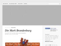 Zeitschrift Die Mark Brandenburg