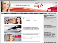 Die p. A. - Die private Arbeitsvermittlung & Personalleasing GmbH