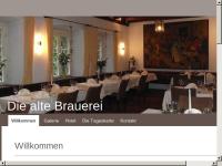 Hotel Restaurant Alte Brauerei St. Ingbert