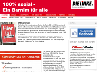 Die Linke. Kreisverband Barnim