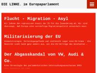 Die Linke. im Europaparlament