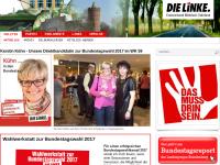 Die Linke. Kreisverband Märkisch-Oderland