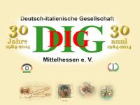 Deutsch-Italienische Gesellschaft (DIG) Mittelhessen e. V.