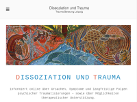 Dissoziation und Trauma