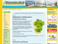 Dithmarschen Info