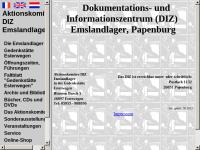 Emslandlager Dokumentations- und Informationszentrum Papenburg