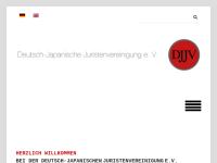 Deutsch-Japanische Juristenvereinigung e.V.