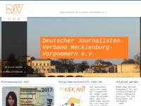 Deutscher Journalisten-Verband Mecklenburg-Vorpommern