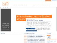 Deutscher Journalisten-Verband e.V. [DJV] - Gewerkschaft der Journalistinnen und Journalisten