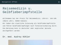 Privatärztliche Gemeinschaftspraxis Köhler