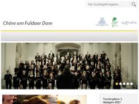 Chöre am Fuldaer Dom