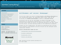 Peter Domke Consulting