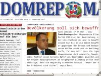 Dominikanische Republik, DomRep-Magazin