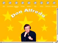 Magier und Illusionist Don Alfredo