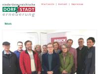 Dorf- und Stadterneuerung in Niederösterreich