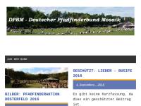 DPBM - Deutscher Pfadfinderbund Mosaik