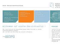 Institut für Psychoanalyse der DPG Stuttgart