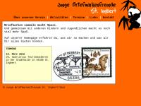 Junge Briefmarkenfreunde St. Ingbert