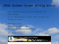 DPSG Stamm Hl. Kreuz Dülmen