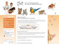 Tierarztpraxis Dr. med. vet. Gebhard Lauenstein